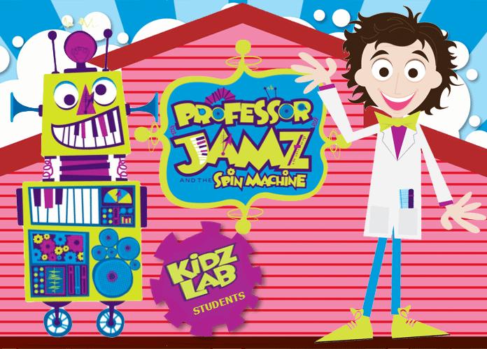 professor Jamz Presswood Entertainment