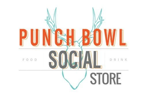 Punch Bowl Social Store