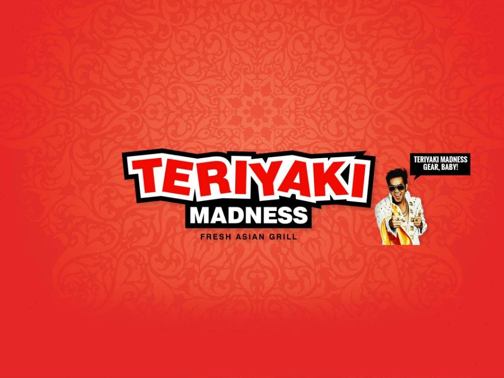 Teriyaki Madness Corporate Gear