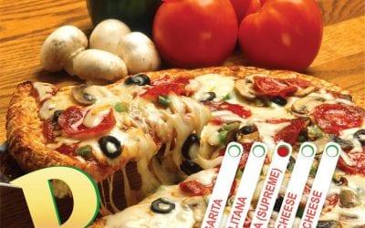 Mangiamo Frozen Pizza