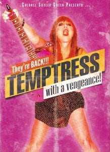 Temptress Tabloid Images by Adchix