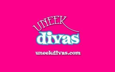 Logo Design Uneek Divas