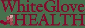 Whiteglove health Logo
