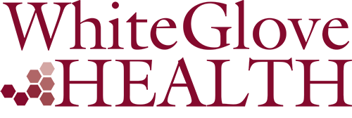 Whiteglove health Logo