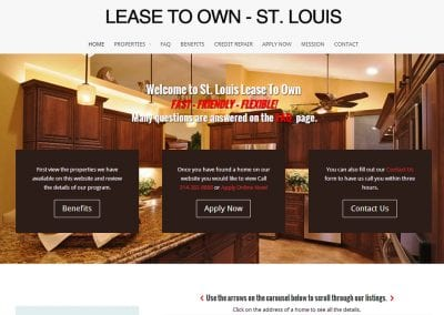 Lease to Own St Louis
