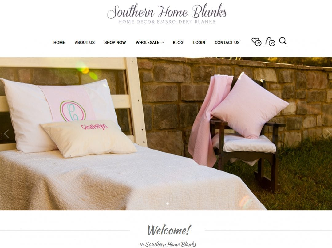 Southern Home Blanks