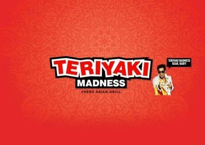 Teriyaki Madness Corporate Gear