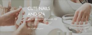 Cute Nails and Spa Nail salon