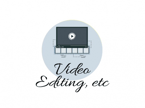Video Editing and Creation