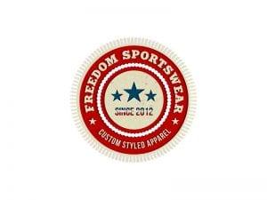 Freedom Sportswear Logo