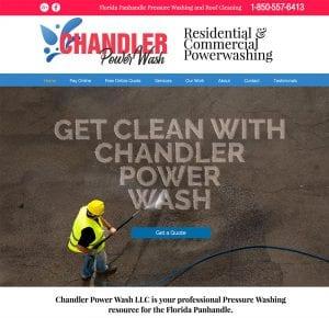 Chandler Power Wash by Adchix