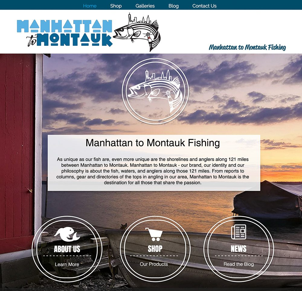 Manhattan to Montauk by Adchix