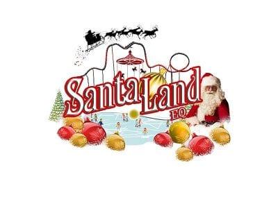Santaland Sydney by Adchix