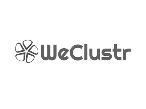 We Clustr Workshop website