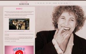 celebrity website design by adchix