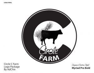 Circle C Farm Logo