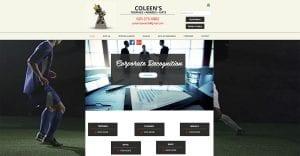 Coleens Trophies website