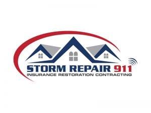 Storm Repair 911 logo