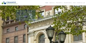 Crimmins Residential Staffing website by adchix